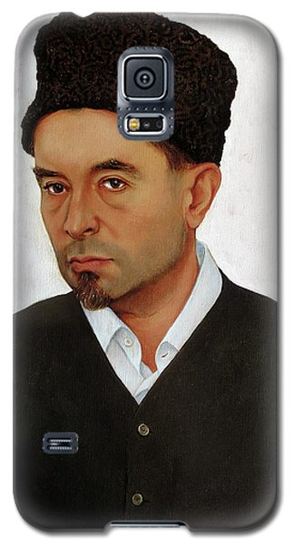 Sufi With Astrakhan Hat Galaxy S5 Case