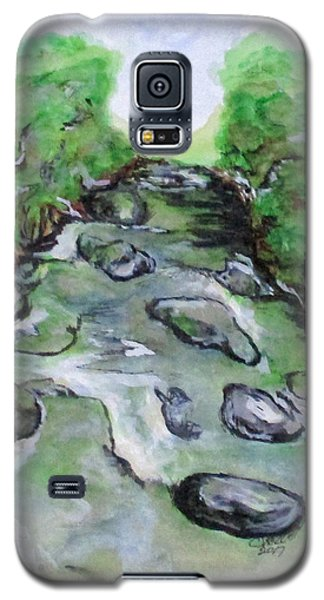 Sugar Creek, Boyhood Memory Galaxy S5 Case