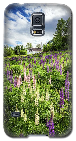 Galaxy S5 Case featuring the photograph Sugar Hill by Robert Clifford