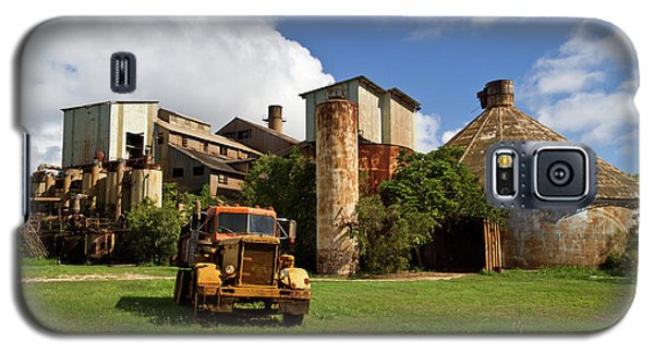 Sugar Mill And Truck Galaxy S5 Case by Roger Mullenhour