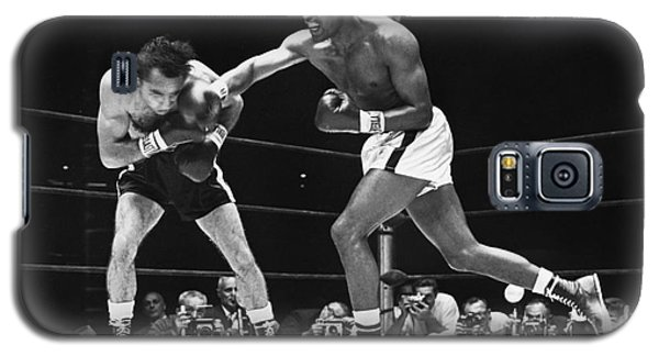 Sugar Ray Robinson Galaxy S5 Case
