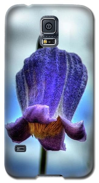 Sugarbowl Leather Flower Galaxy S5 Case