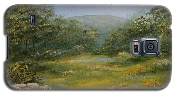 Sugarloaf Meadow Galaxy S5 Case