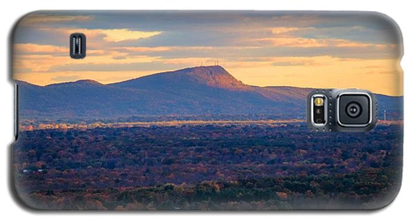 Sugarloaf View, South Deerfield, Ma Galaxy S5 Case