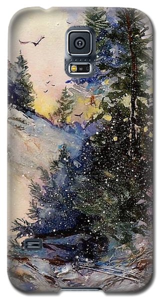 Sugarpines Galaxy S5 Case by Helen Harris