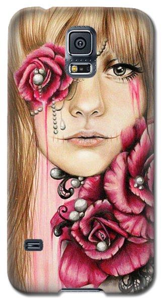 Sullenly Sweet  Galaxy S5 Case by Sheena Pike