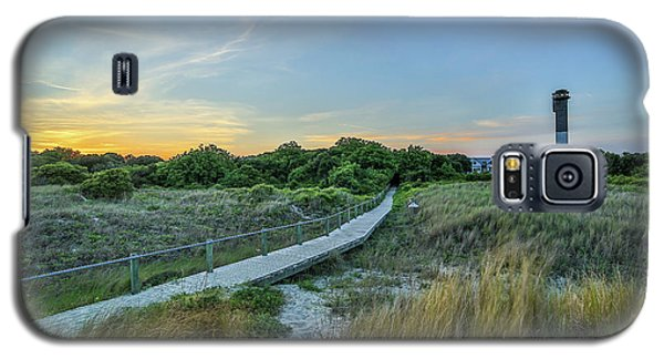 Sullivan's Island Evening Galaxy S5 Case