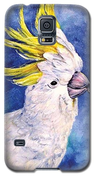 Sulphur-crested Cockatoo Galaxy S5 Case