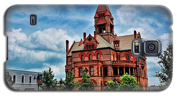 Sulphur Springs Courthouse Galaxy S5 Case by Diana Mary Sharpton
