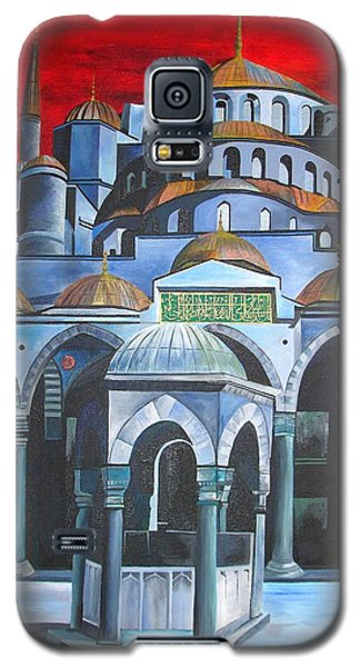 Sultan Ahmed Mosque Istanbul Galaxy S5 Case