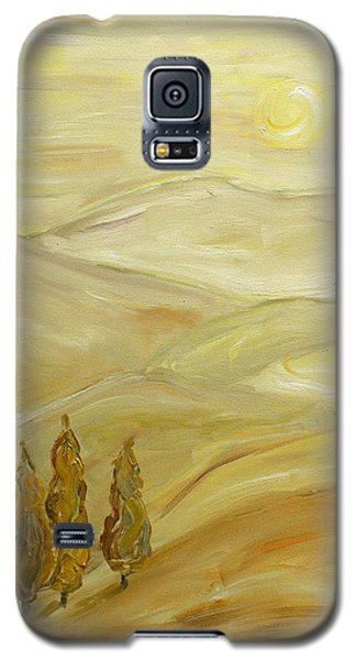 Sultry Day Galaxy S5 Case