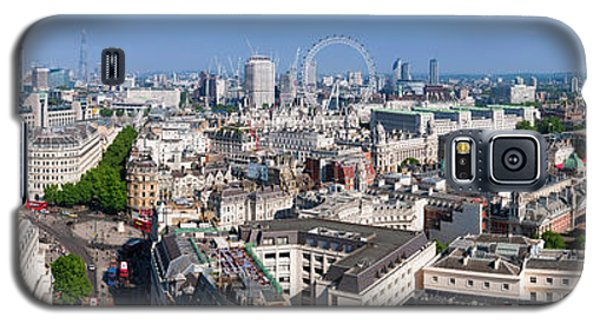 Sumer Panorama Of London Galaxy S5 Case
