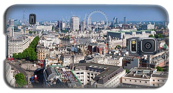 Sumer Panorama Of London Galaxy S5 Case