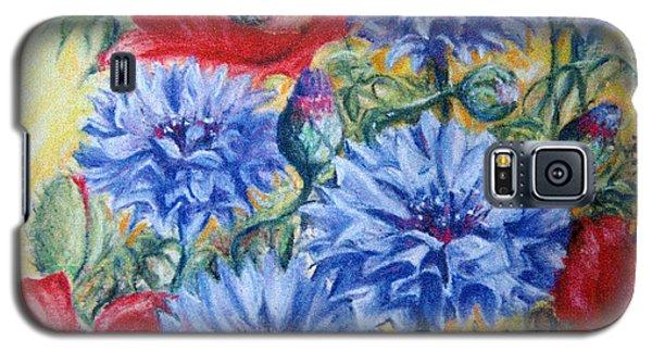 Summer Abundance Galaxy S5 Case