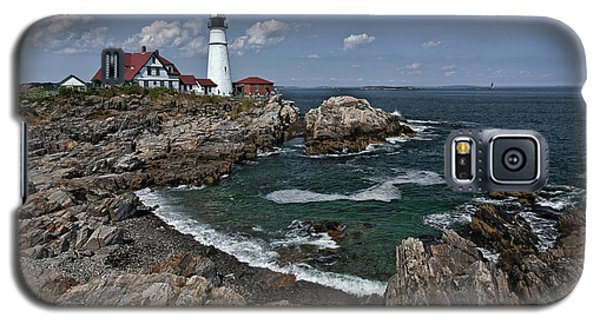 Summer Afternoon, Portland Headlight Galaxy S5 Case