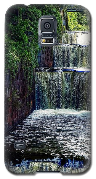 Summer At The Five Combines Galaxy S5 Case