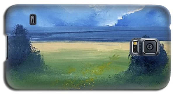 Summer Bay Galaxy S5 Case