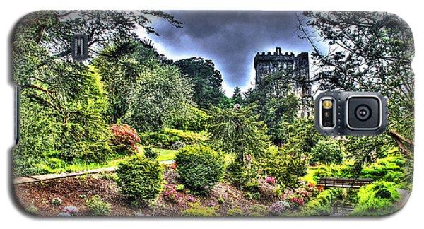 Summer Blarney Garden Galaxy S5 Case