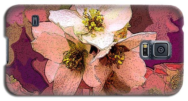 Summer Blossom Galaxy S5 Case by David Pantuso