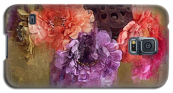 Summer Bouquet Galaxy S5 Case by Alexis Rotella