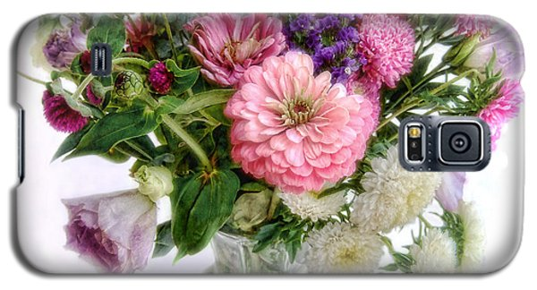 Summer Bouquet Galaxy S5 Case by Louise Kumpf