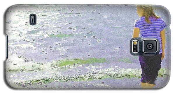 Summer Breeze Galaxy S5 Case