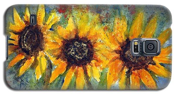 Summer Brilliance Galaxy S5 Case