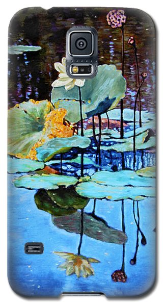 Summer Calm Galaxy S5 Case