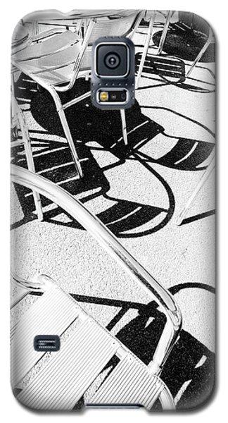 Summer Chair Pattern Galaxy S5 Case