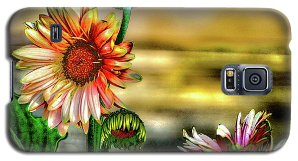 Summer Daisy Galaxy S5 Case