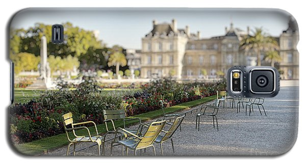 Summer Day Out At The Luxembourg Garden Galaxy S5 Case