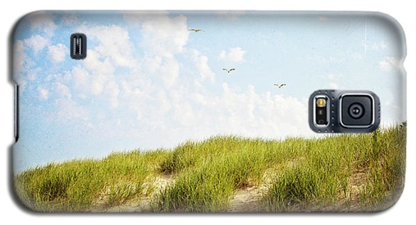 Galaxy S5 Case featuring the photograph Summer Dunes by Melanie Alexandra Price