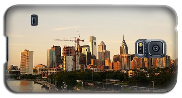 Summer Evening In Philadelphia Galaxy S5 Case