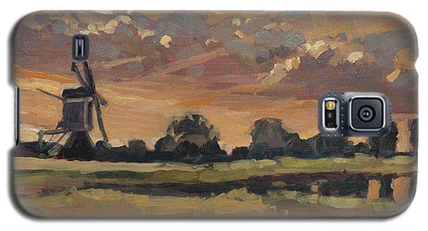Summer Evening In The Polder Galaxy S5 Case