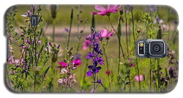 Summer Garden Galaxy S5 Case by Alana Thrower
