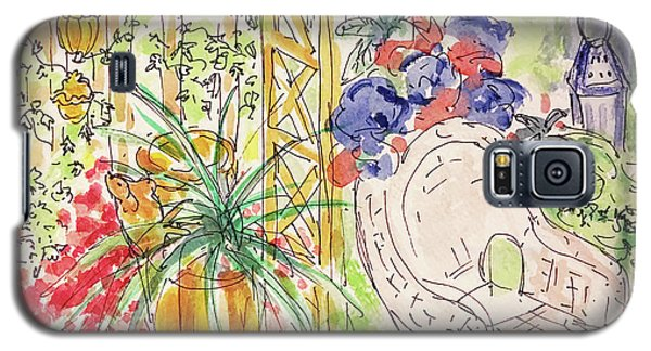 Summer Garden Galaxy S5 Case by Barbara Anna Knauf