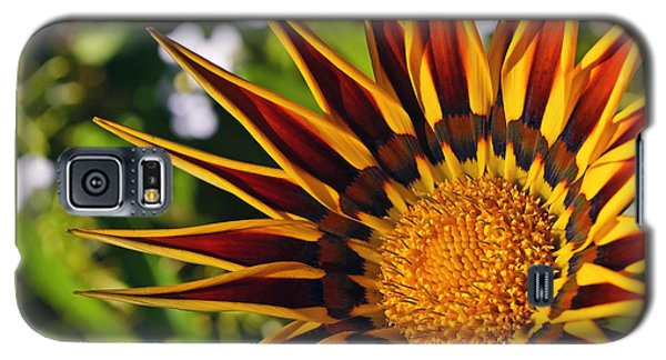 Summer Garden Galaxy S5 Case