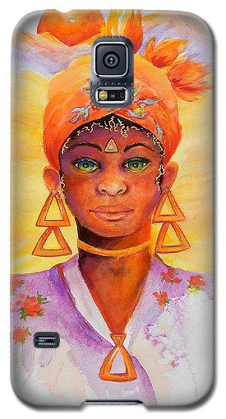 Summer Goddess Galaxy S5 Case