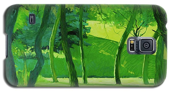 Summer Green Galaxy S5 Case