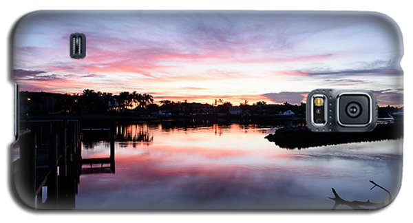 Galaxy S5 Case featuring the photograph Summer House by Laura Fasulo