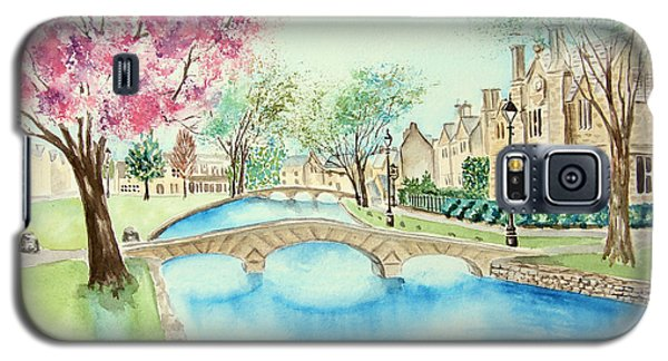 Summer In Bourton Galaxy S5 Case
