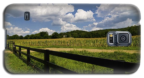 Summer In The Country Galaxy S5 Case