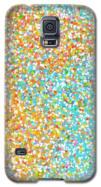 Summer Lights Galaxy S5 Case