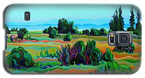 Summer Meadow Dance Galaxy S5 Case