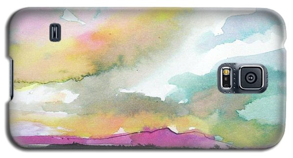 Summer Monsoon Galaxy S5 Case