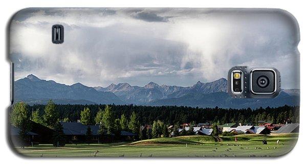 Summer Mountain Paradise Galaxy S5 Case