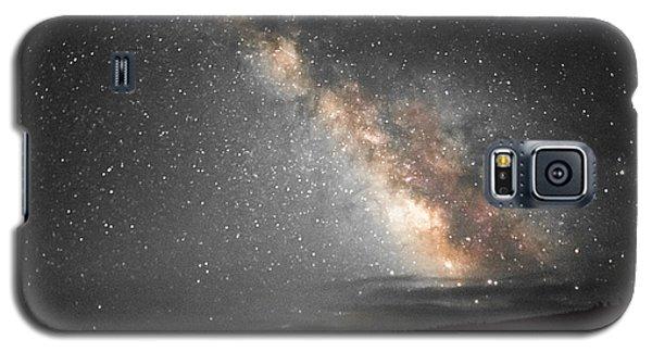 Summer Night Light Galaxy S5 Case