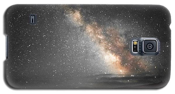 Summer Night Light Galaxy S5 Case