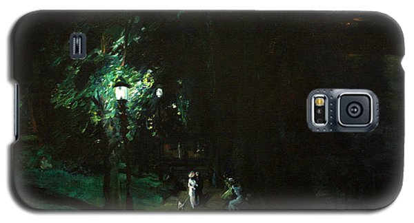 Summer Night Riverside Drive Galaxy S5 Case