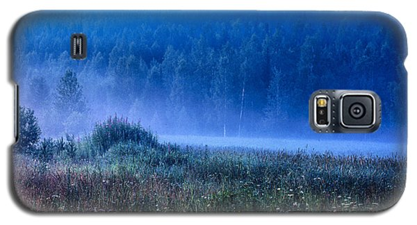Summer Night Galaxy S5 Case